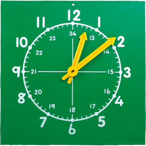 Clock Teacher Idem Smile Mathematics- BibiBuzz