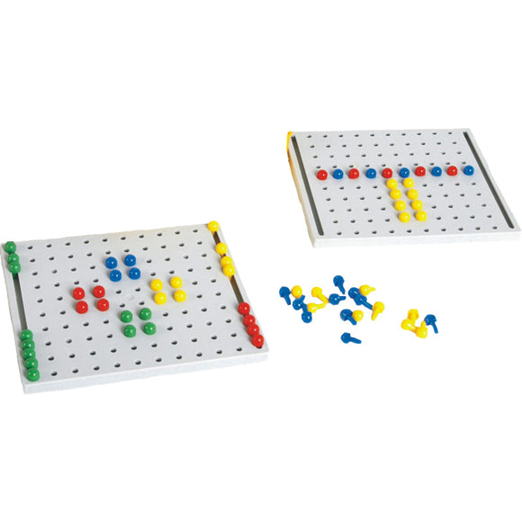 Pegboard Set Idem Smile Mathematics- BibiBuzz