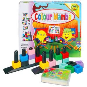 Colour Mamba Idem Smile Mathematics- BibiBuzz