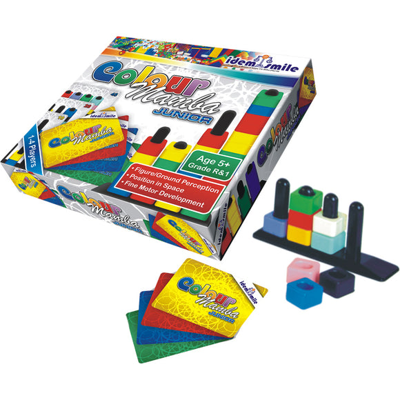 Colour Mamba Junior Idem Smile Mathematics- BibiBuzz