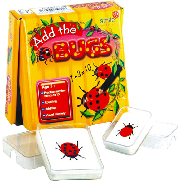 Add the Bugs Idem Smile Mathematics- BibiBuzz