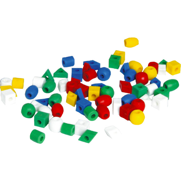 Beads (120pc) Idem Smile Developmental Toys- BibiBuzz