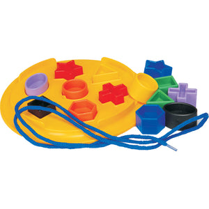 Sort & Play Lid And Shapes (No Bucket) Idem Smile Outside Play- BibiBuzz
