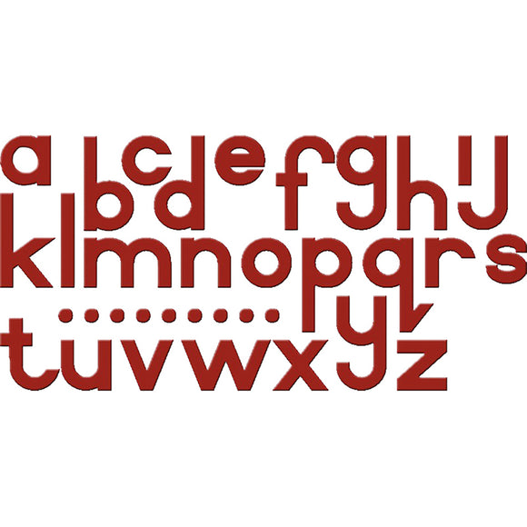 Alphabet Rubber Letters Idem Smile Language- BibiBuzz