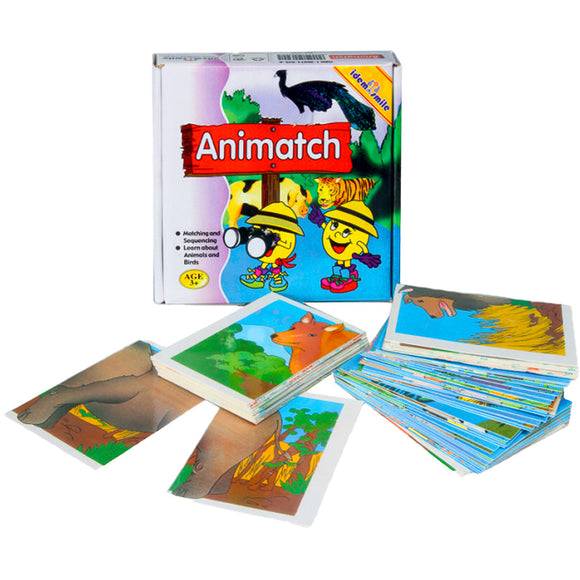 Animatch Idem Smile Language- BibiBuzz
