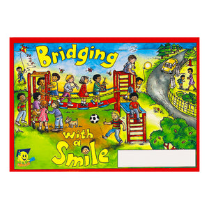 Book - Bridging With A Smile Learner Workbook Idem Smile Language- BibiBuzz