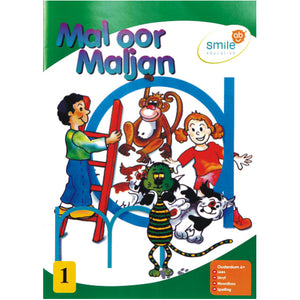Book - Mal Oor Maljan Idem Smile Language- BibiBuzz