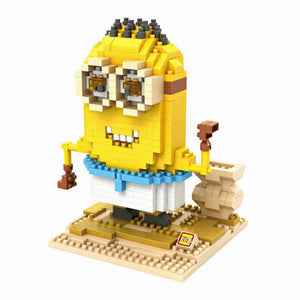 LoZ Diamond Blocks Ancient Egypt Minion LoZ Construction- BibiBuzz