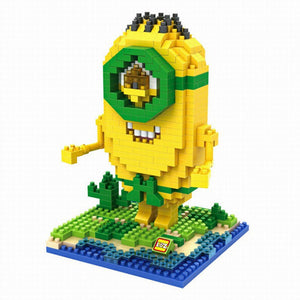 LoZ Diamond Blocks Prehistoric Minion LoZ Construction- BibiBuzz