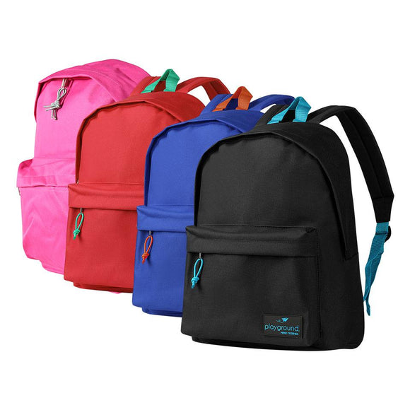 Playground Savetime Backpack - Multi Playground Bag- BibiBuzz