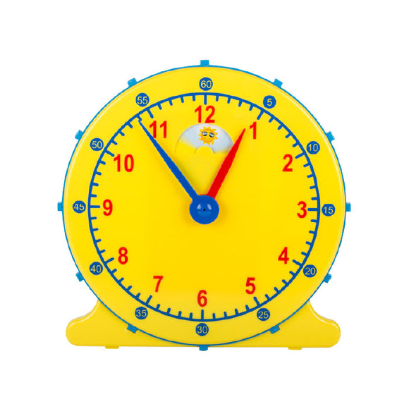 Geared Teacher's Clock