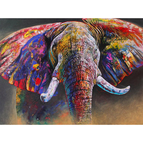 Puzzle - Colour Run 1500pc