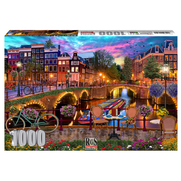 Puzzle - Holland Bridge 1000pc