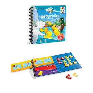 Smart Games - Deducktion Smart Games Educational Games and Puzzles- BibiBuzz