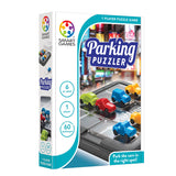 Smart Games - Parking Puzzler Smart Games Educational Games and Puzzles- BibiBuzz