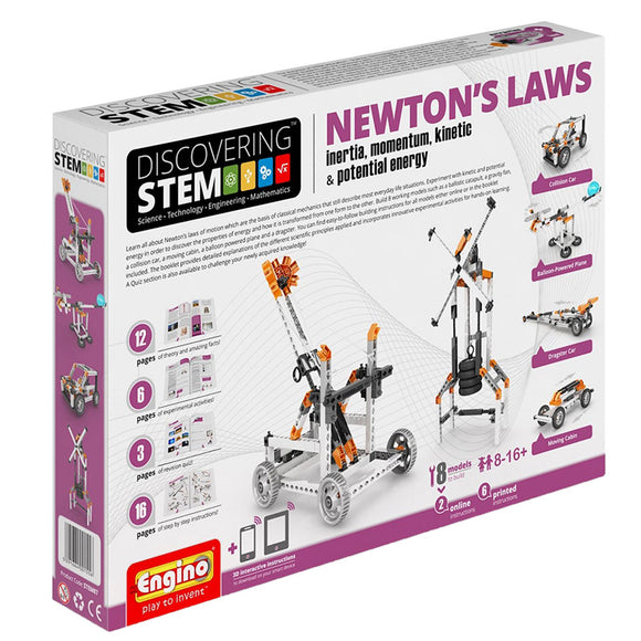 Engino Discovering Stem Newtons Laws