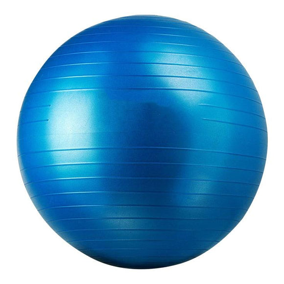 Volkano Active Core Series Yoga Ball (Dark Blue) Volkano Fitness- BibiBuzz