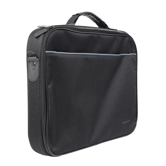 Volkano Enterprise Series shoulder bag black Volkano Bag- BibiBuzz