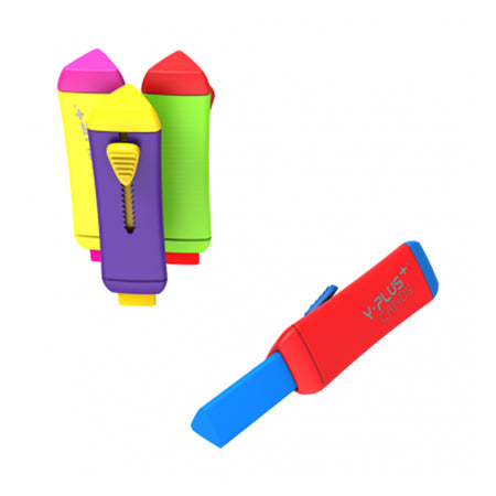 Y-Plus Candy Click Eraser Y-Plus Stationery- BibiBuzz