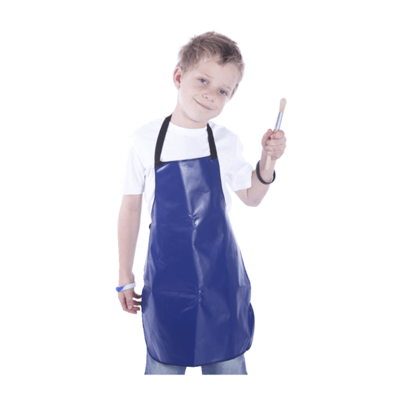 PVC Waterproof Apron (Front Panel) GROW Creative Crafts- BibiBuzz