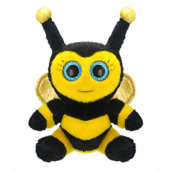 Orbys Plush Bee 22cm Wild Planet Soft Toys- BibiBuzz