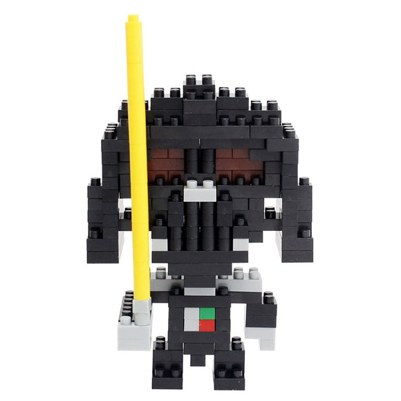 LoZ Diamond Blocks Darth Vader LoZ Construction- BibiBuzz