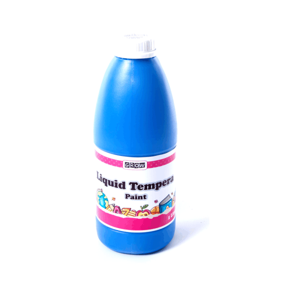 Liquid Powder Paint 1 Liter GROW Creative Crafts- BibiBuzz