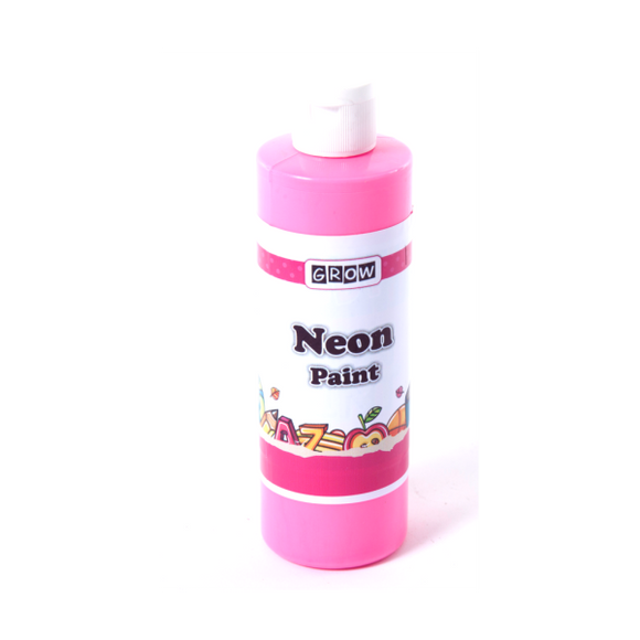 Neon Paint 250ml GROW Creative Crafts- BibiBuzz