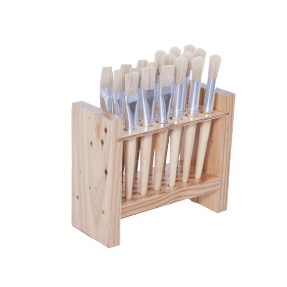 Paint Brush Stand GROW Creative Crafts- BibiBuzz