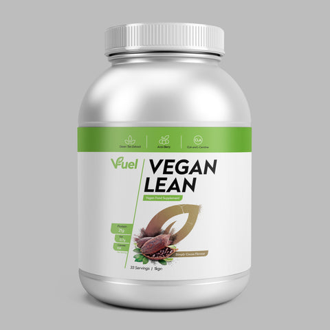 Vegan Protein Powder Lean Meal Replacement Weight Loss Health Drink Shake Green Tea Extract