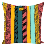 Sally Throw Pillows Designed by Topher Adam