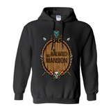 The Haunted Tiki Mansion Hoodies (No-Zip/Pullover)