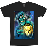 Casting Shadows illustration by Topher Adam t-shirt