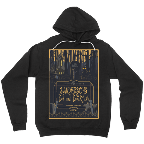 Sanderson's Bed and Breakfast Hoodies (No-Zip/Pullover)