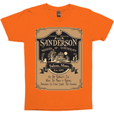 The Sanderson Sisters Museum of Witchcraft by Topher Adam T-Shirts