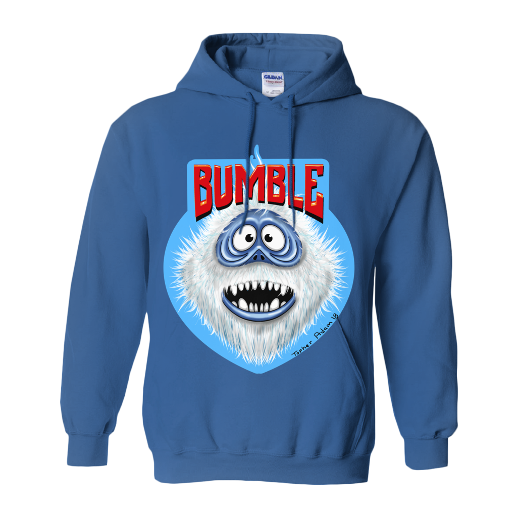 Bumble by Topher Adam 2018 Hoodies (No-Zip/Pullover)