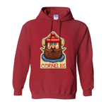 Cornelius  illustrated by Topher Adam 2018 Hoodies (No-Zip/Pullover)