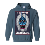 I Survived the Matterhorn by Topher Adam 2018 Hoodies (No-Zip/Pullover)