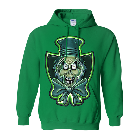Mr Doom by Topher Adam Busenburg hoodie