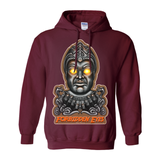 Forbidden Eyes by Topher Adam 2019 Hoodies (No-Zip/Pullover)