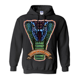 Snakes, you're on your own! By Topher Adam 2019 Hoodies (No-Zip/Pullover)