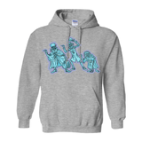 They Followed Me Home Hoodies (No-Zip/Pullover) by Topher Adam