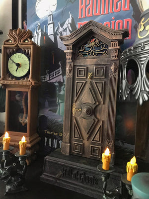 Hall of Ghosts Miniature Door Limited Edition Collectable