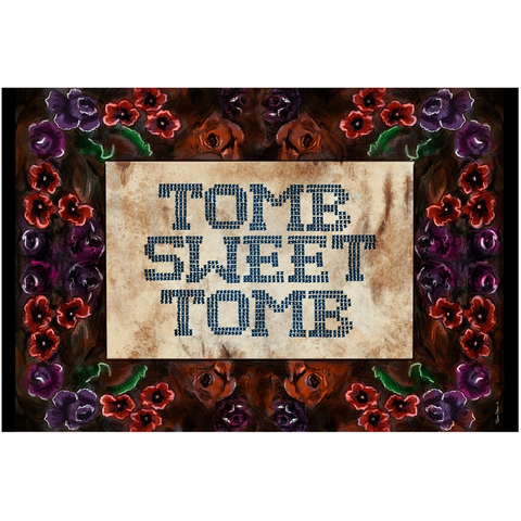 Tomb Sweet Tomb - Canvas Posters