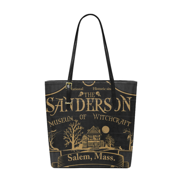 Sanderson Witch Museum Euramerican Tote Bag/Small (Model 1655)