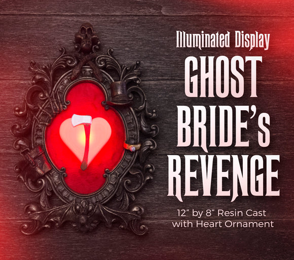 Ghost Bride's Revenge - Preorder LIMITED