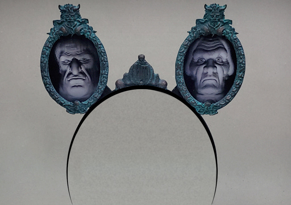 Haunted Mansion Inspired Following Bust Mouse Ears