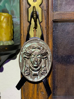 Madame Leota Gravestone ornament