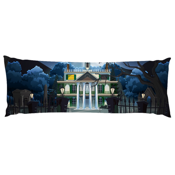 Retirement Home by Topher Adam 2020 Body Pillows