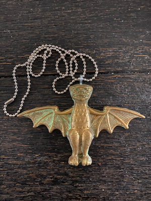 Batty Necklace/ornament